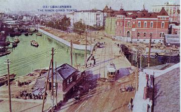 日銀・常盤橋 1922年: alpshima