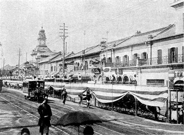 1900年 銀座通り: alpshima