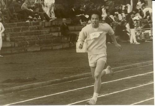 1965・高校体育祭・200メートルリレー