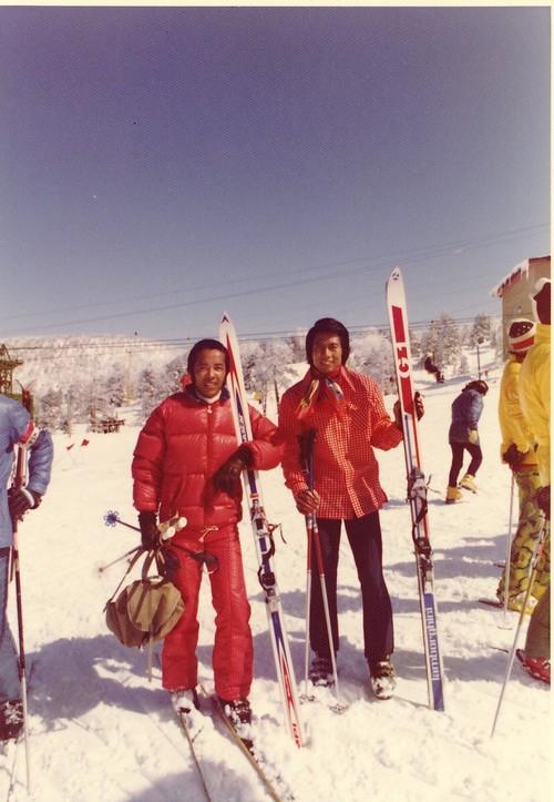 1975・志賀高原・横手山