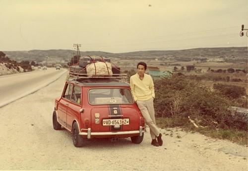 1967・バルセロナ